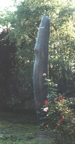 sculpture - stone,  Jaak Hillen
