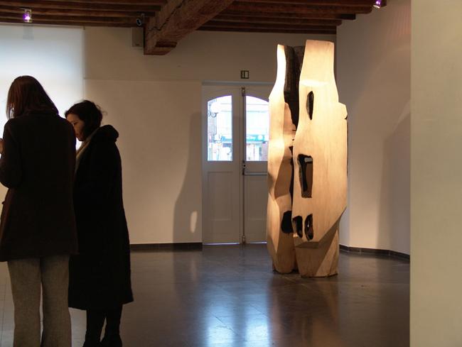 wood sculpture, beeldhouwwerk hout, jaak hillen