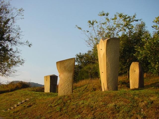 stone sculpture - Jaak Hillen